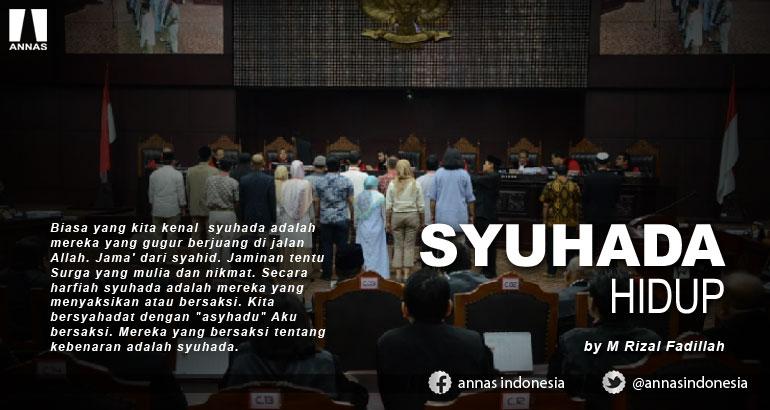 SYUHADA HIDUP