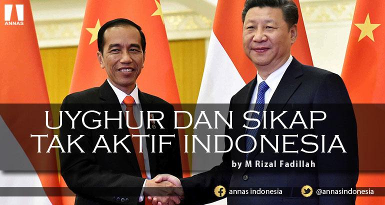 UYGHUR DAN SIKAP TAK AKTIF INDONESIA