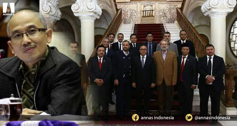 Kunjungan MPR ke Iran, Dewan Pakar ANNAS: JIKA TAHU SYI'AH DAN GERAKANNYA DI INDONESIA HARUS ADA PERTANGGUNGJAWABAN