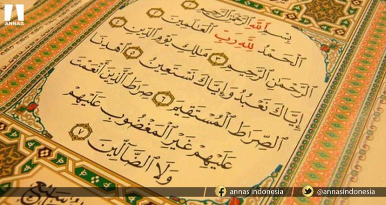 AL-FATIHAH SURAT YANG MENAJUBKAN ...