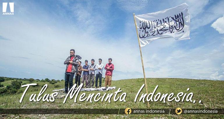 TULUS MENCINTA INDONESIA