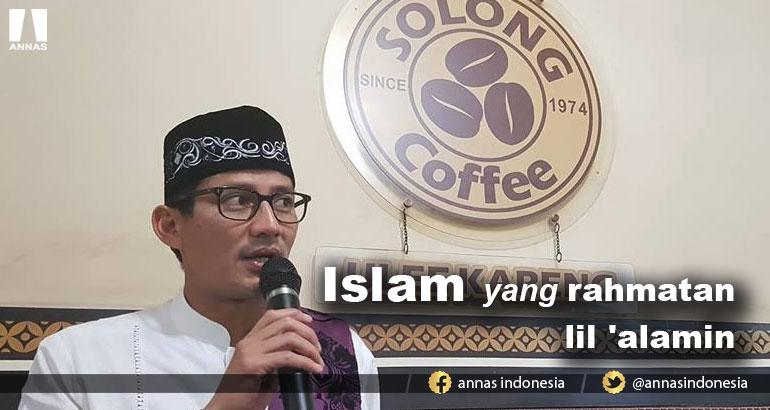 ISLAM YANG RAHMATAN LIL'ALAMIN
