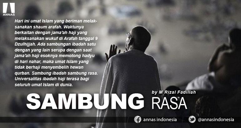 SAMBUNG RASA