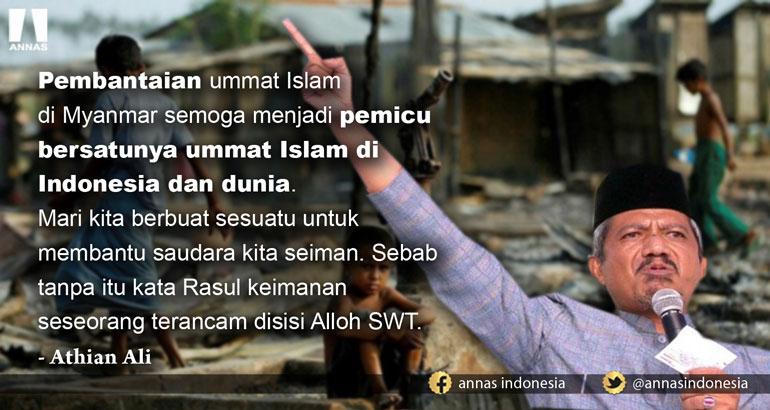 BERSATUNYA UMMAT ISLAM DI INDONESIA DAN DUNIA