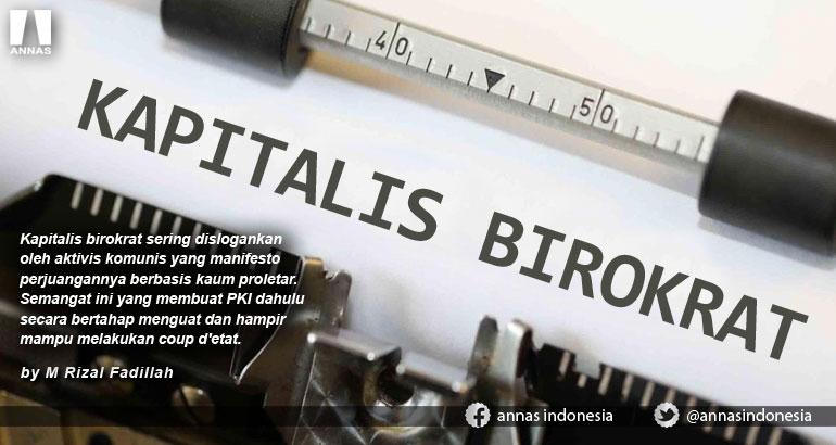 KAPITALIS BIROKRAT