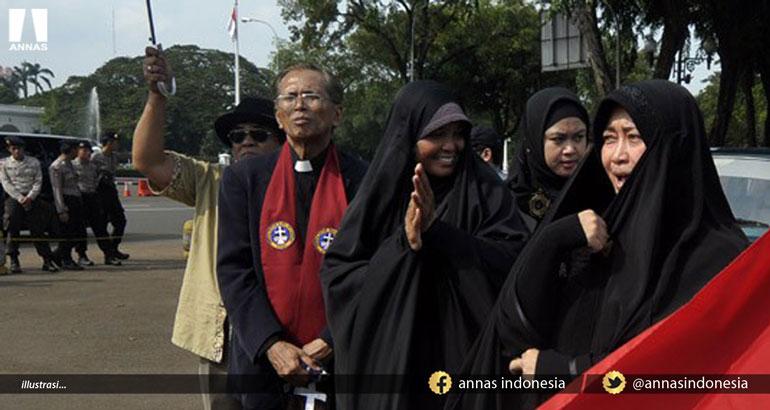 WARGA KARTANEGARA RESAH, ABI AGENDAKAN RITUAL SESAT ARBA'IN SE-KALIMANTAN TIMUR PADA NOVEMBER 2016