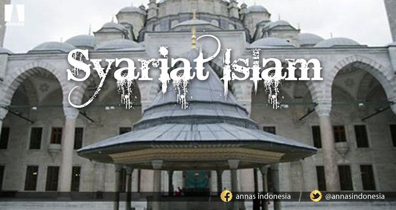 SOLUSINYA SYARIAT ISLAM