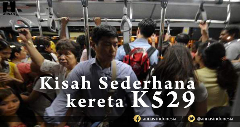 KISAH SEDERHANA KERETA K529