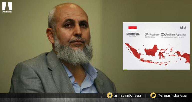 Syaikh Palestina : SAYA BERHARAP MUSLIM INDONESIA DITUNJUK ALLAH UNTUK MEMIMPIN PERADABAN ISLAM SELANJUTNYA