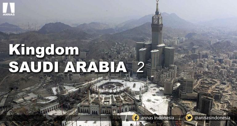 TULISAN INSPIRATIF SAUDI ARABIA 2