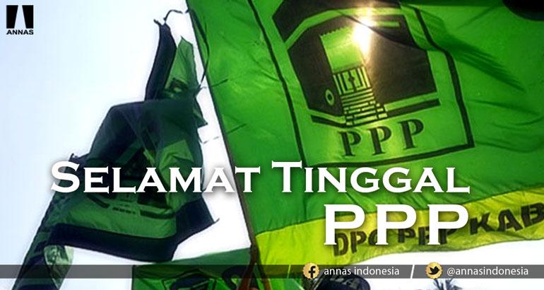 KH. Athian Ali ; SELAMAT TINGGAL PPP