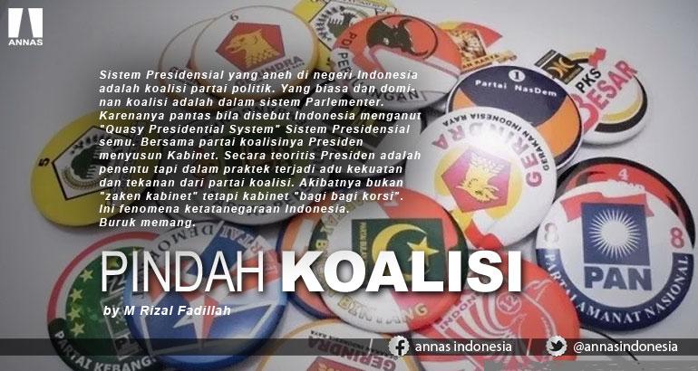 PINDAH KOALISI