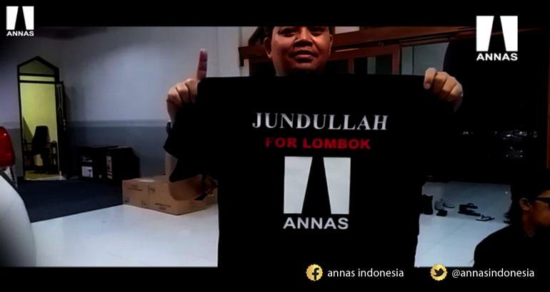 ANNAS PEDULI LOMBOK 1