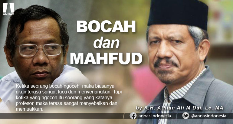 BOCAH dan MAHFUD