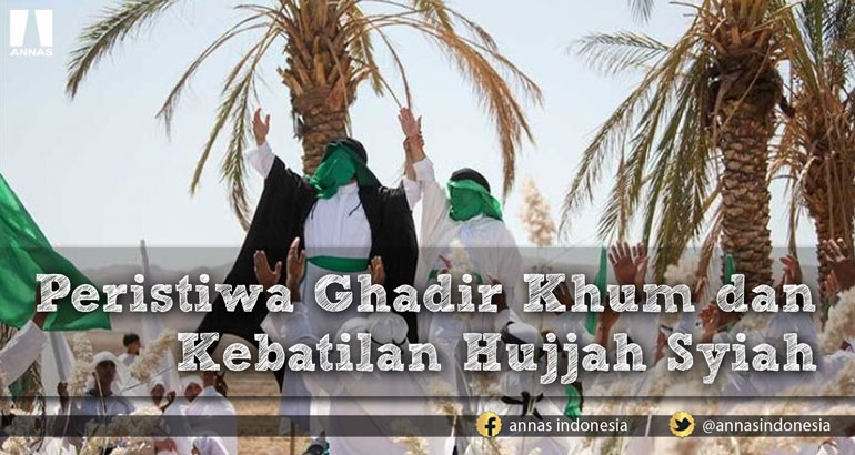 Hasil gambar untuk kesesatan ghadir khum
