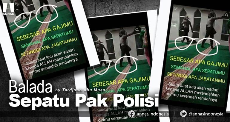 BALADA SEPATU PAK POLISI