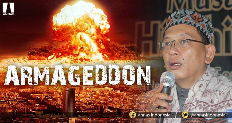 DUA IMAM MAHDI & PERANG DUNIA KETIGA (ARMAGEDDON)