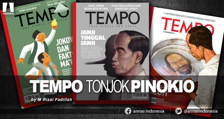 TEMPO TONJOK PINOKIO