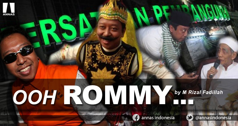 OOH ROMMY...