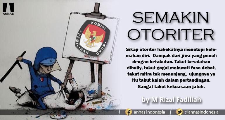 SEMAKIN OTORITER
