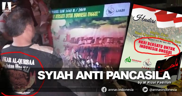 SYIAH ANTI PANCASILA