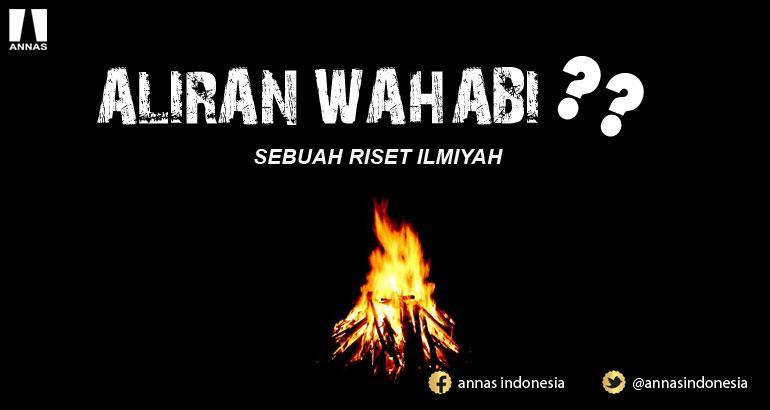 ALIRAN WAHABI ??