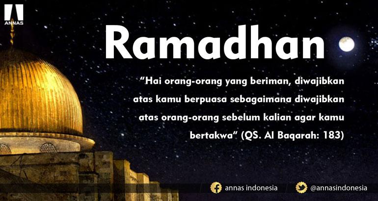 RAMADHAN ...