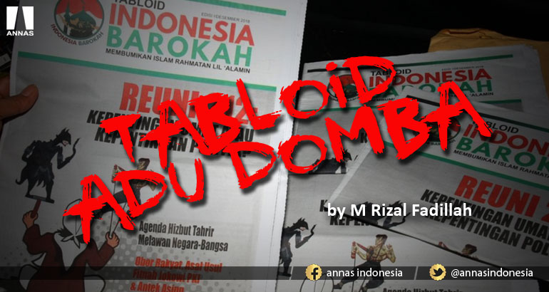 TABLOID ADU DOMBA