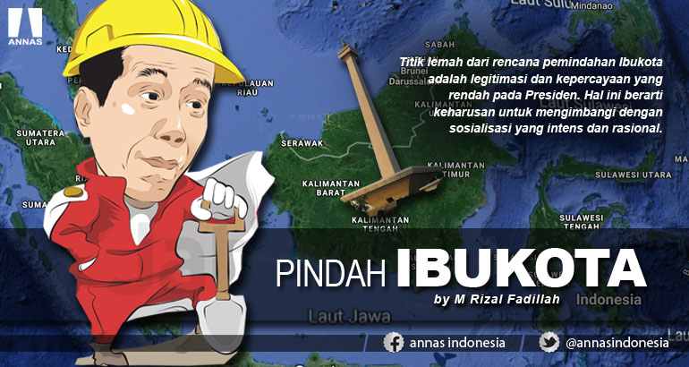 PINDAH IBUKOTA