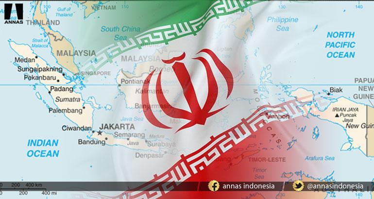 MEWASPADAI EKSPANSI IDEOLOGI & REVOLUSI SYIAH IRAN DI INDONESIA