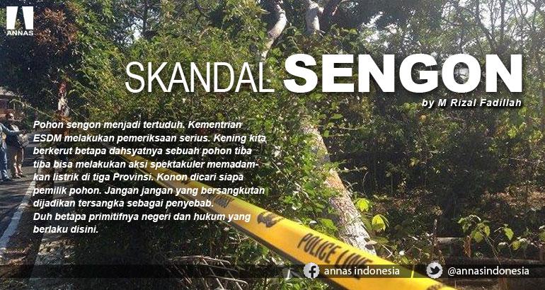 SKANDAL SENGON