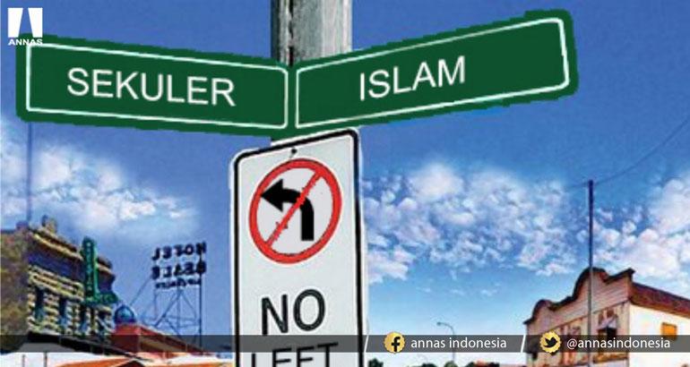 SEKULER DAN ISLAM SAATNYA BERPISAH JALAN