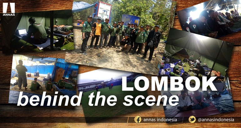 LOMBOK behind the scene