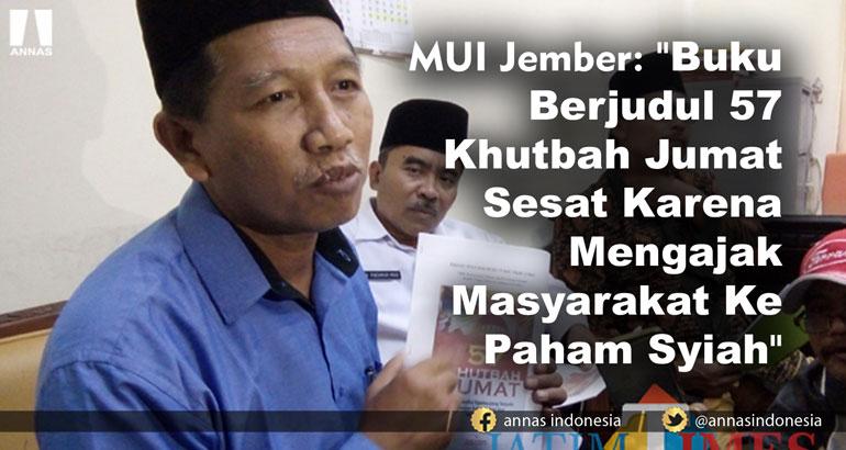 MUI Jember: