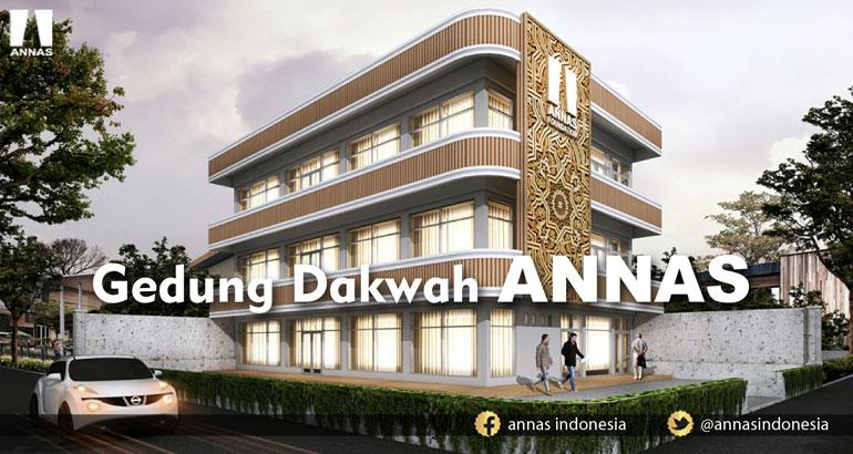 GEDUNG DAKWAH ANNAS