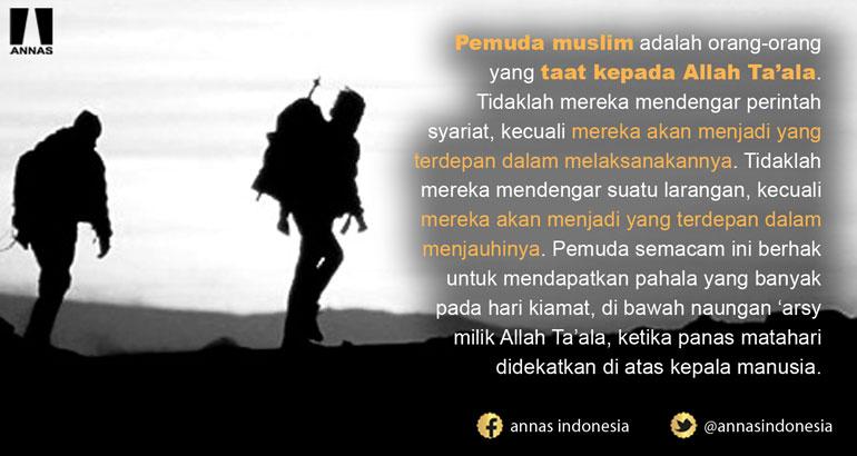 INI LAH PEMUDA ISLAM !