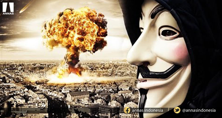 ANONYMOUS DAN PROXY WAR ANCAMAN GEOPOLITIK