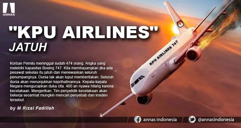 KPU AIRLINES JATUH