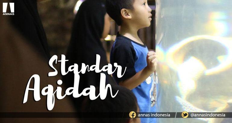 STANDAR AQIDAH