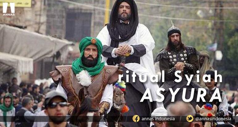 Ritual Syiah Asyura: CINTA KELUARGA NABI ATAU FANATIK DINASTI PERSI?