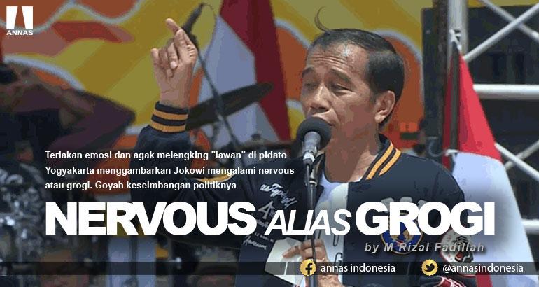 NERVOUS ALIAS GROGI