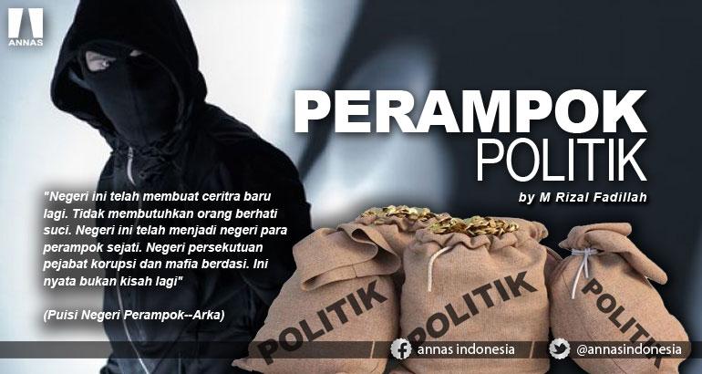 PERAMPOK POLITIK
