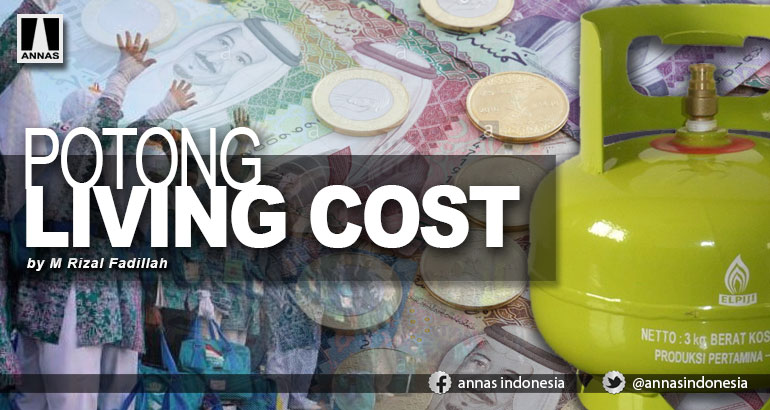 POTONG  LIVING COST