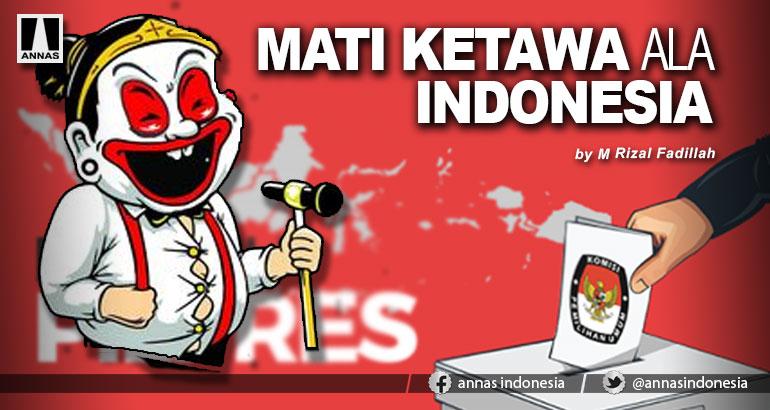 MATI KETAWA ALA INDONESIA