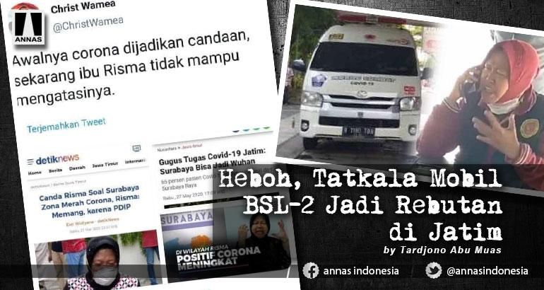 Heboh, Tatkala Mobil BSL-2 Jadi Rebutan di Jatim