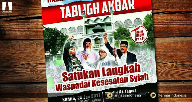 ANNAS SOLO RAYA GELAR TABLIGH