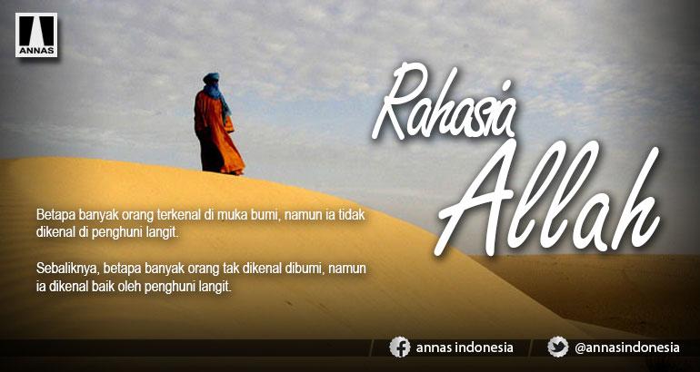 RAHASIA ALLAH