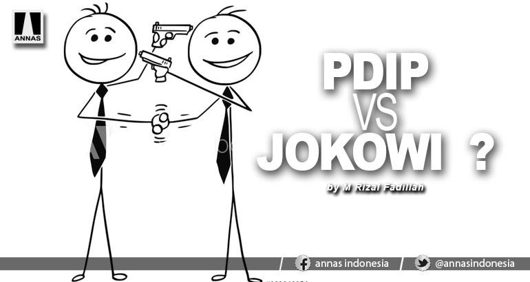 PDIP VS JOKOWI  ?