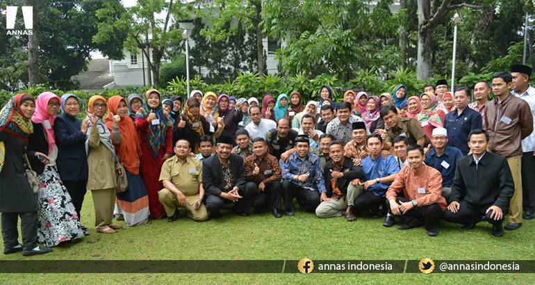 ONE DAY TRAINING OF TRAINER ANGKATAN II GEMA ANNAS