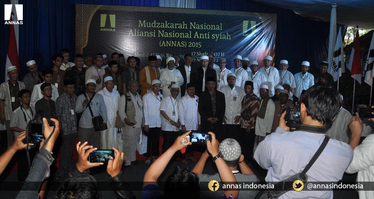 MUDZAKARAH NASIONAL - ALIANSI NASIONAL ANTI SYIAH - 29 NOVEMBER 2015 (bag. 2)